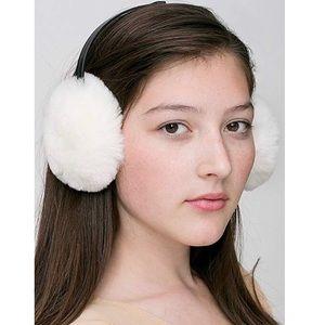 American Apparel Sheepskin Unisex Earmuffs
